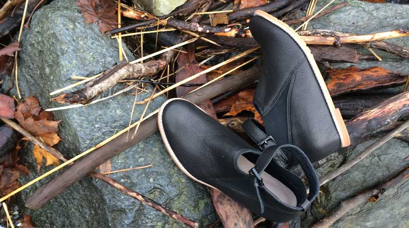 Unusual booties that marry fresh style with functional features at Shoefly Alaska