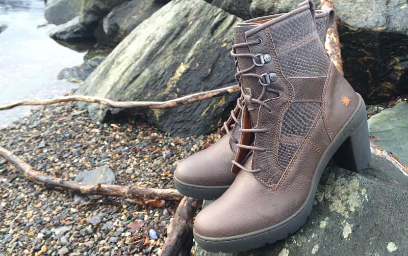 Lace up in these stylish, yet rugged booties at Shoefly Alaska
