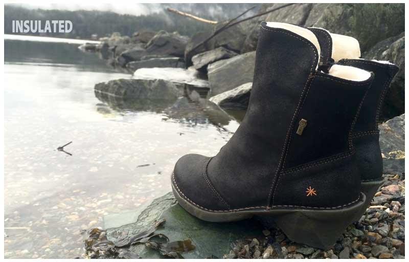 Insulated winter boots in at Shoefly Alaska