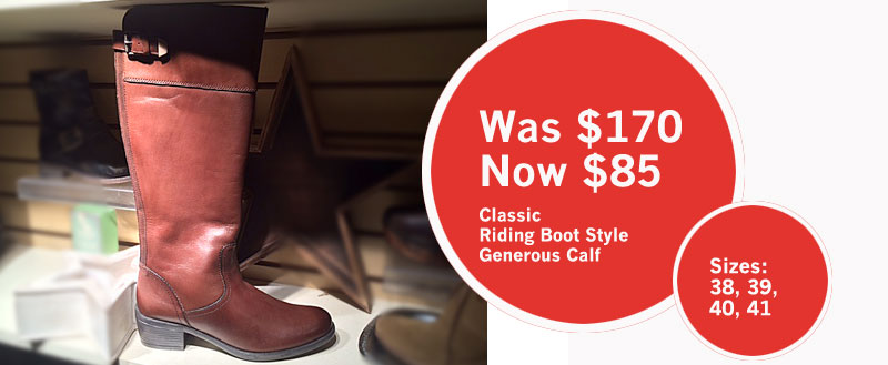 Classic Boots on Sale at Shoefly Alaska
